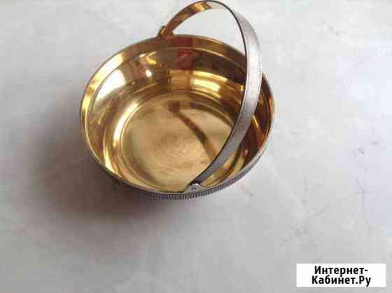 Сахарница серебряная 55 р. за гр Ижевск