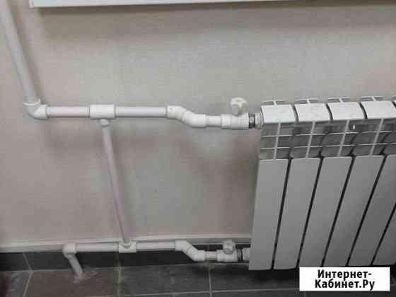 Слесарь-сантехник-электрик Чебоксары