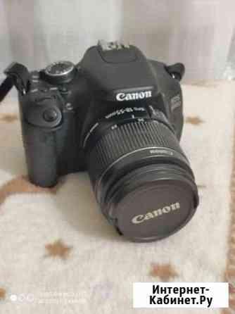 Зеркальный фотоаппарат Canon D600 Славянск-на-Кубани