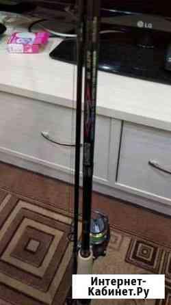 Спиннинг новый Shimano Сatana 270 cm Челябинск