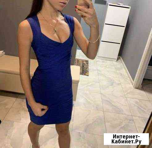 Платье Herve Leger Москва