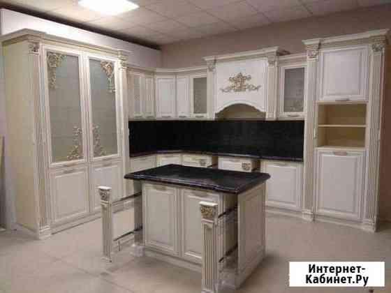 Кухни Венеция крем 390 на 300 см Гойты