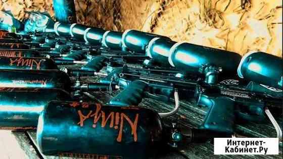 Продам готовый бизнес Пейнтбольный клуб Crazy Shot Иркутск
