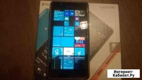 Microsoft Lumia 540 Dual Sim Тюмень