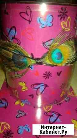 Новый ободок для девочек. Натуральное перо павлина Астрахань