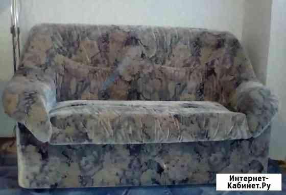 Два дивана и кресло Полярный