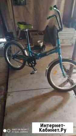 Велосипед Красный Кут