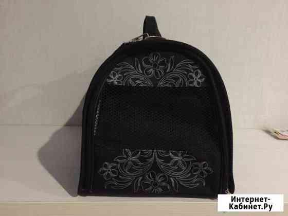 Переноска сумка с мехом зимняя Нижний Новгород