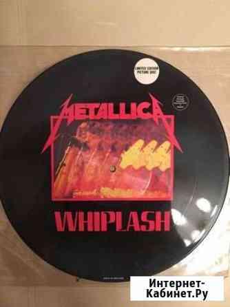 Metallica - Whiplash Limited Edition Picture Disc Санкт-Петербург