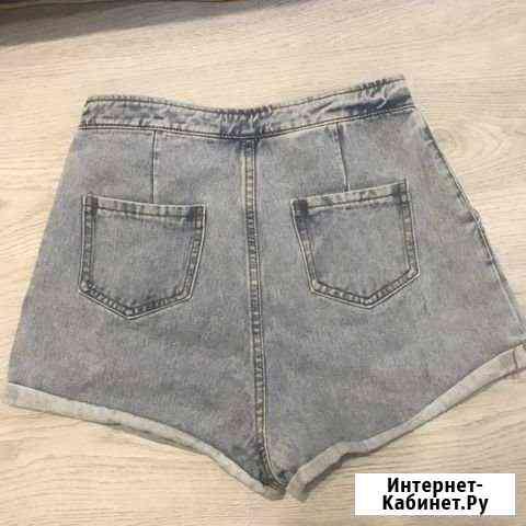 Шорты джинсовые женские L 46-48 Казань