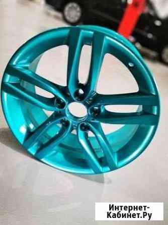 Покраска дисков Челябинск