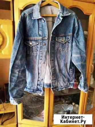 Джинсовая куртка мужская Ессентуки