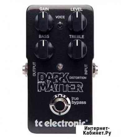 Гитарная педаль TC Electronic Dark Matter Казань