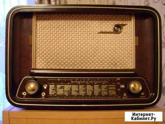 Ламповый радиоприёмник Blaupunkt F 52 UH Toccata Екатеринбург