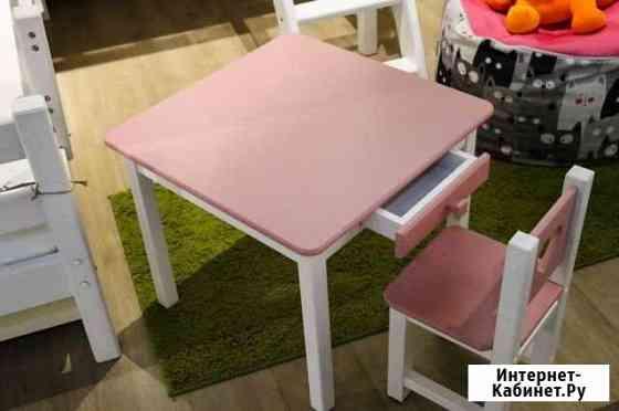 Милый столик и стульчик для девочки Новосибирск