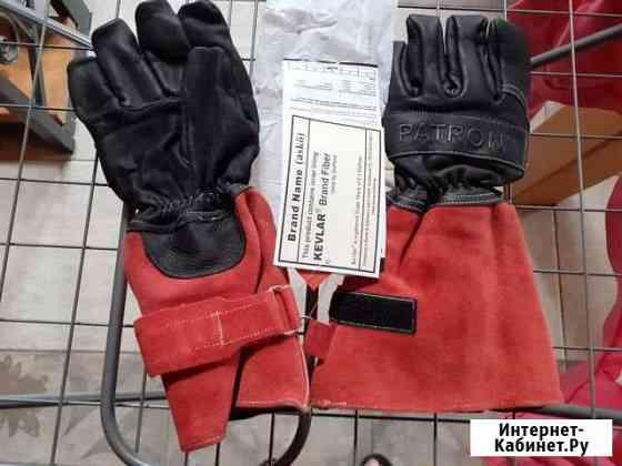 Перчатки кожаные для активного отдыха Калтан