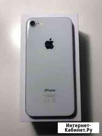 Телефон iPhone 8 Silver 64gb Череповец