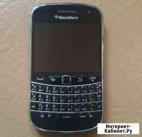Blackberry Bold 9900 ростест Рязань