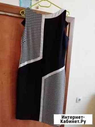 Очень красивое платье, 48 рр, качество супер Оренбург