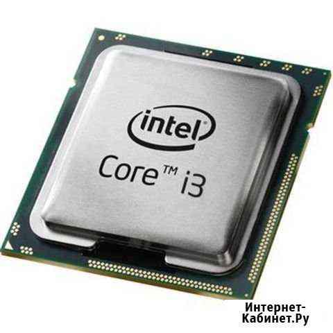Процессор intel core i3 Йошкар-Ола