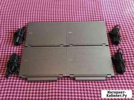 4 ноутбука dell на core I5,бизнес серия,озу 4 гб Керчь