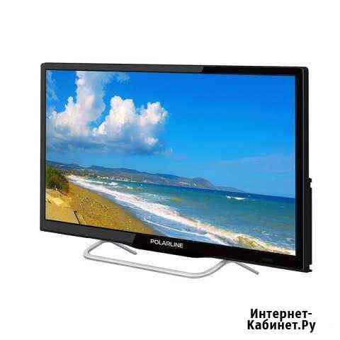 Телевизор 22 Polarline 22PL12TC FullHD, торг Тамбов