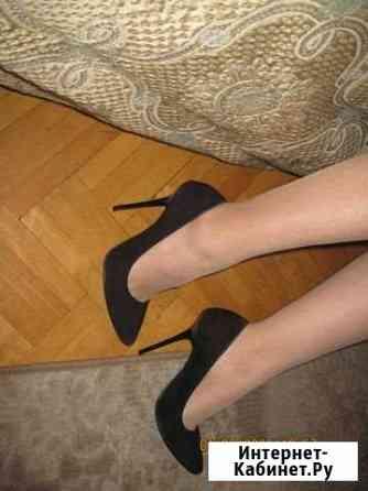 Туфли замшевые, Италия Ростов-на-Дону
