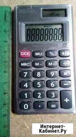 Калькулятор карманный Sigma Тюмень