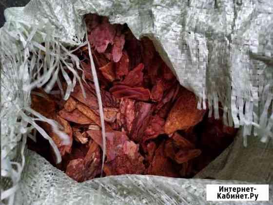 Мульча, кора лиственницы Калининград