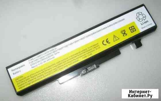 Новый аккумулятор Lenovo L11S6F01, гарантия Новосибирск