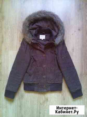 Куртка для девочки Peacocks, весна-осень, 7-10 лет Уфа