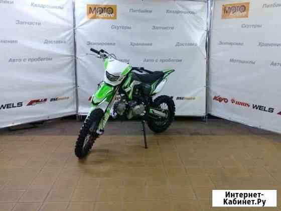 Питбайк Progasi Smart 125 зелёный Санкт-Петербург