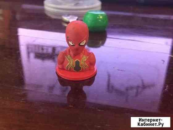 Человек паук Владимир