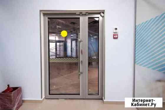 Алюминиевая дверь Краснодар