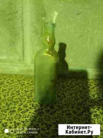 Коллекционная бутылка Углич