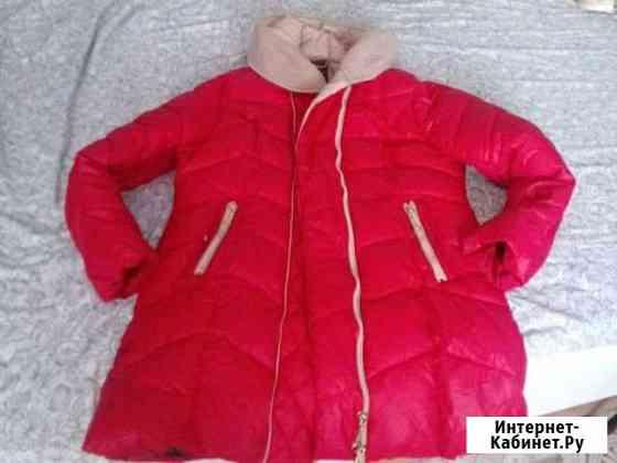 Куртка зима размер 56 Майма