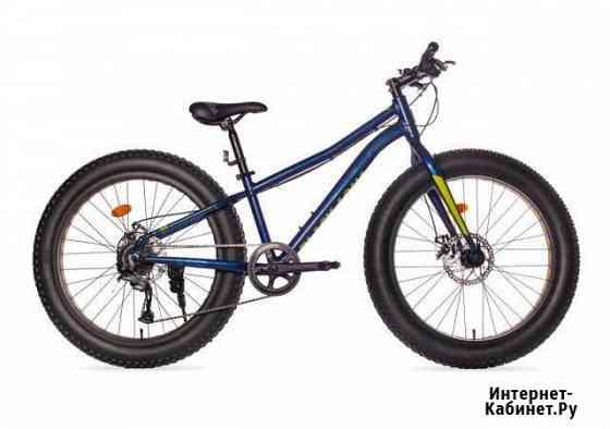 Велосипед black aqua Fat 2692 D matt 26 Киров