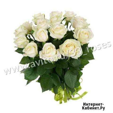 Розы 15 шт / 70 см / Эквадор Санкт-Петербург