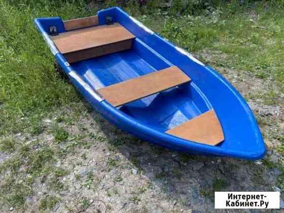 Лодка моторно- весельная Лесной