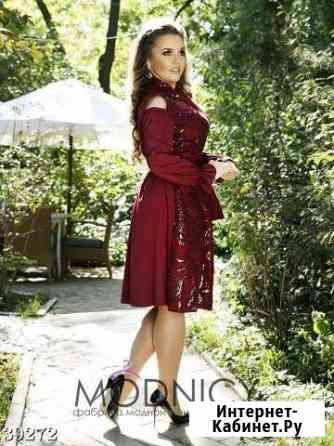 Продам новое шикарное платье Омск