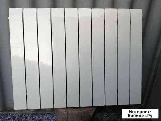 Радиатор отопления 10секций Миасс
