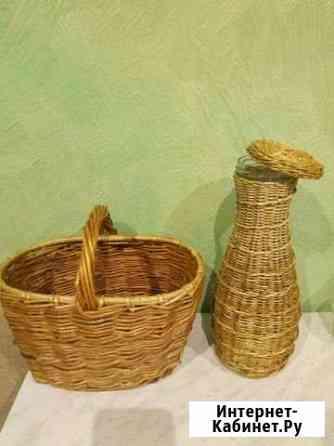 Корзиночка и ваза для цветов Ярославль