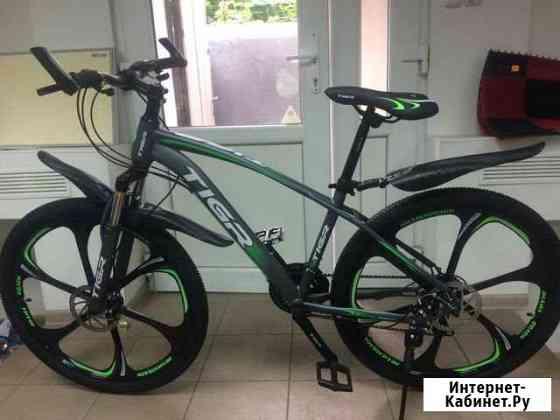 Новый алюминиевый велосипед (Литые диски ) tigr Калининград