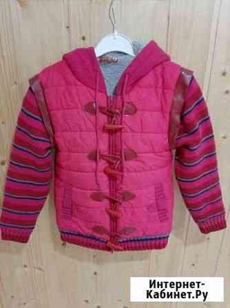 Куртка для девочки Няндома