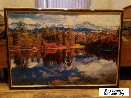 Картины из пазлов Мурманск