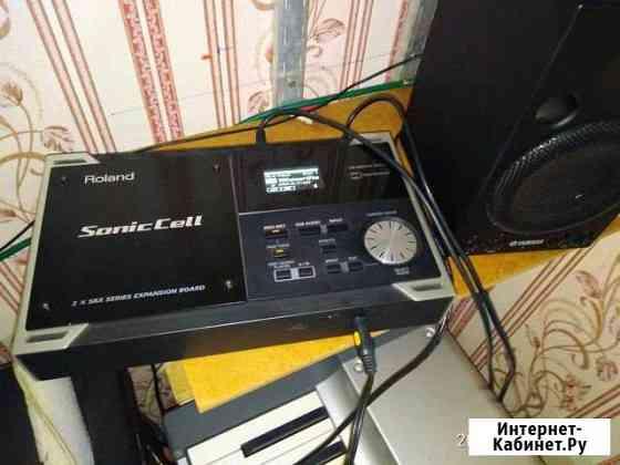 Звуковой модуль roland soniccell Орёл