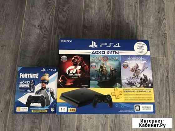 Sony PlayStation 4 slim 1tb Ярославль