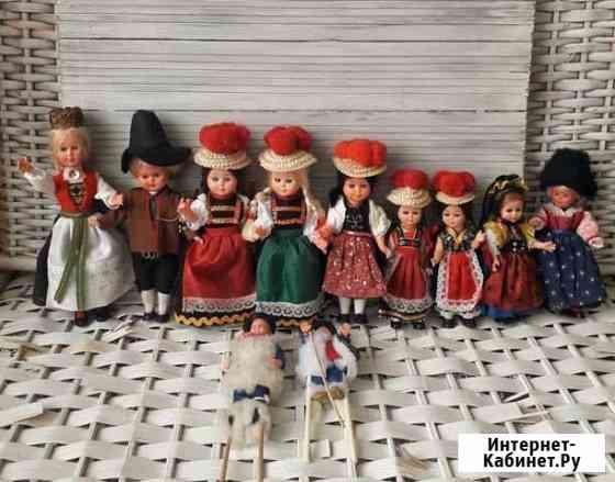 Маленькие куколки времен СССР Белгород