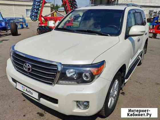 Toyota Land Cruiser 4.0 AT, 2014, 171 094 км Омск