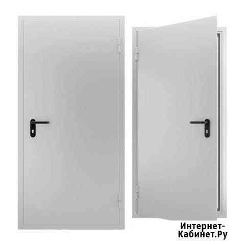 Дверь противопожарная Рубцовск